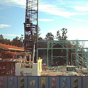 3 of 5: Primeval Whirl - Primeval Whirl construction