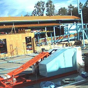 4 of 5: Primeval Whirl - Primeval Whirl construction
