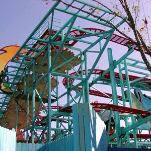 1 of 4: Primeval Whirl - Primeval Whirl construction
