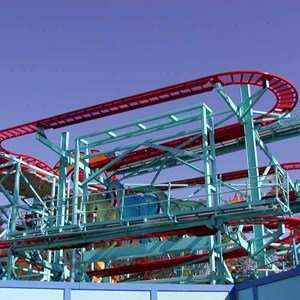 2 of 4: Primeval Whirl - Primeval Whirl construction
