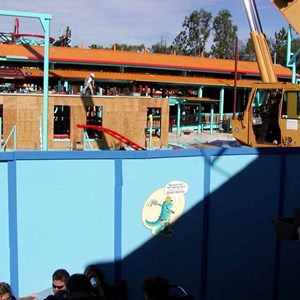 3 of 4: Primeval Whirl - Primeval Whirl construction