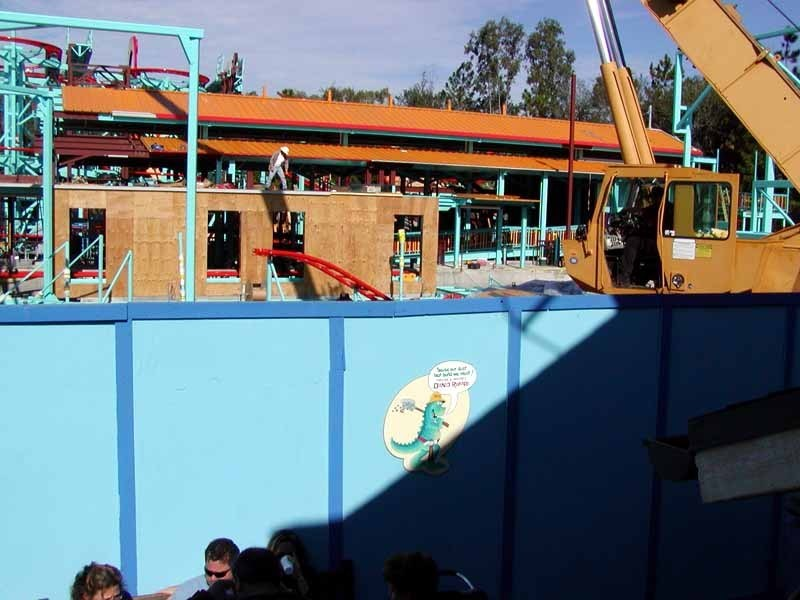 Primeval Whirl construction