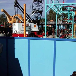 4 of 4: Primeval Whirl - Primeval Whirl construction