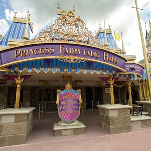 1 of 5: Princess Fairytale Hall - Princess Fairytale Hall