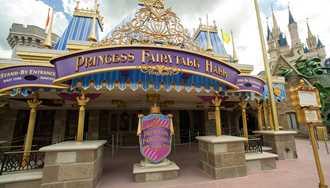 Princess Elena of Avalor joining Princess Fairytale Hall