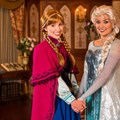 Princess Fairytale Hall - Elsa and Anna at Princess Fairytale Hall