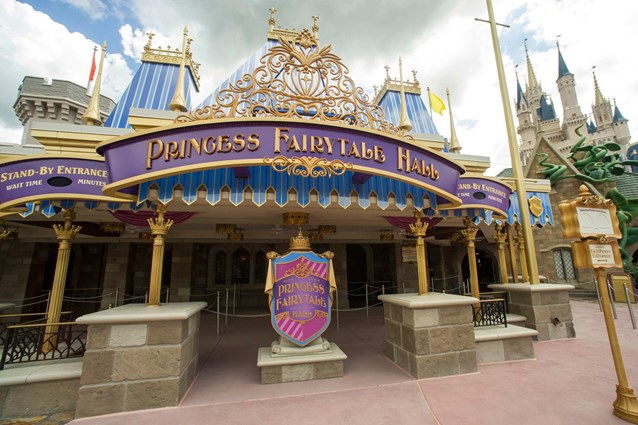 Princess Fairytale Hall - Princess Fairytale Hall