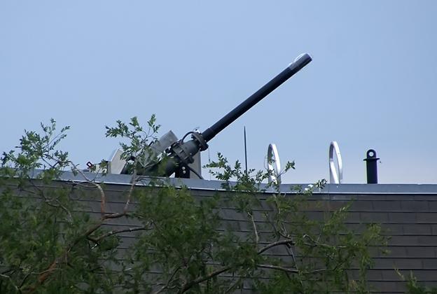 Air Launch Firework cannon
