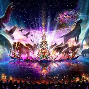 1 of 1: Rivers of Light - Rivers of Light concept art