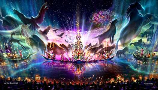 Interim show 'The Jungle Book: Alive with Magic' confirmed to debut ahead of Rivers of Light
