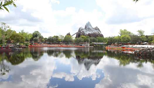 PHOTOS - Rivers of Light construction at Disney's Animal Kingdom