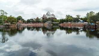 PHOTOS - Latest look at Rivers of Light construction at Disney's Animal Kingdom
