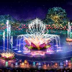 Rivers of Light concept art