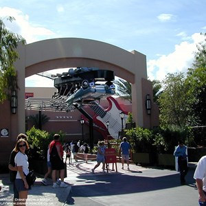 2 of 20: Rock 'n' Roller Coaster Starring Aerosmith - Rock n Roller Coaster soft openings
