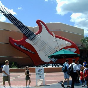 9 of 20: Rock 'n' Roller Coaster Starring Aerosmith - Rock n Roller Coaster soft openings