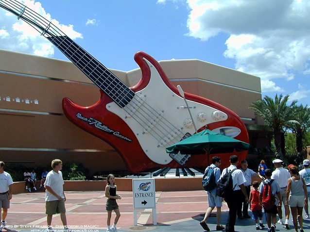 Rock 'n' Roller Coaster Starring Aerosmith