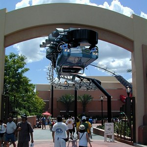 14 of 20: Rock 'n' Roller Coaster Starring Aerosmith - Rock n Roller Coaster soft openings