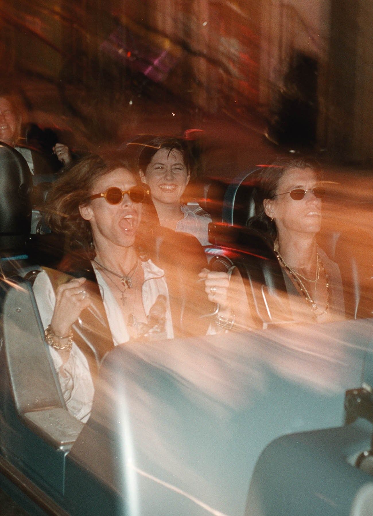 Rock n Roller Coaster opening day