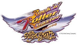 2 of 2: Rock 'n' Roller Coaster Starring Aerosmith - Rock n Roller Coaster name change