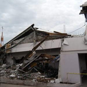 4 of 6: Skyway - Tomorrowland Skyway Station demolition
