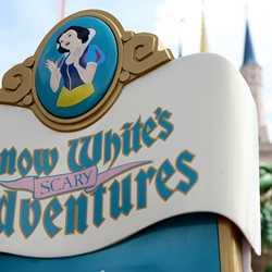 Snow White's Scary Adventures exterior