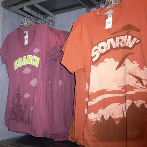 1 of 1: Soarin' - New T-Shirts