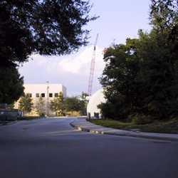 Crane on Site