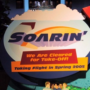2 of 4: Soarin' - Coming Soon Posters