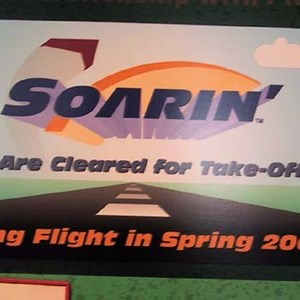 3 of 4: Soarin' - Coming Soon Posters