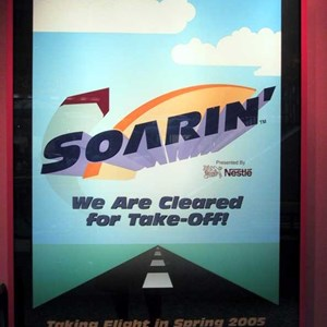 4 of 4: Soarin' - Coming Soon Posters