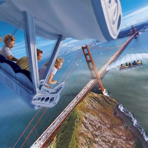 1 of 1: Soarin' - Concept art