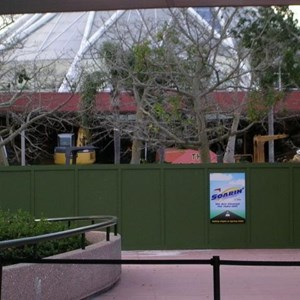 1 of 4: Soarin' - Construction