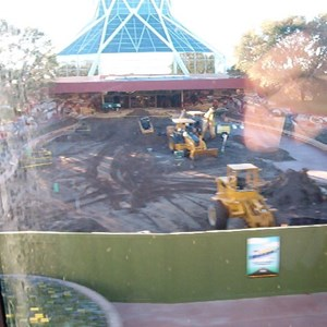 1 of 1: Soarin' - Construction