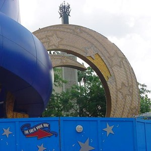 2 of 3: Sorcerer Mickey Hat Icon - Sorcerer Mickey Hat Icon construction