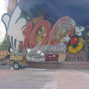3 of 3: Sorcerer Mickey Hat Icon - Sorcerer Mickey Hat Icon construction