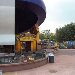 1 of 4: Sorcerer Mickey Hat Icon - Sorcerer Mickey Hat Icon construction