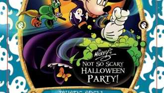 'Minnie Mouse's Costume Chaos' to be the Not-So-Scary Halloween Party 'Sorcerers of the Magic Kingdom' event card
