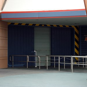 4 of 5: Space Mountain - Space Mountain closed for refurbishment