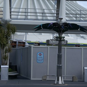 6 of 8: Space Mountain - Space Mountain refurbishment