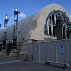 8 of 8: Space Mountain - Space Mountain refurbishment