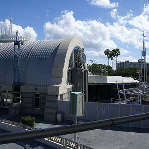 5 of 9: Space Mountain - Space Mountain refurbishment