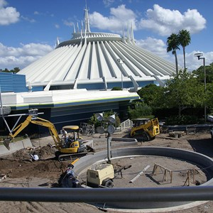 9 of 9: Space Mountain - Space Mountain refurbishment