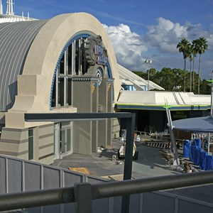 3 of 8: Space Mountain - Space Mountain refurbishment