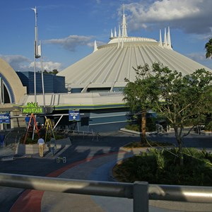 3 of 4: Space Mountain - Space Mountain refurbishment