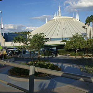 4 of 4: Space Mountain - Space Mountain refurbishment