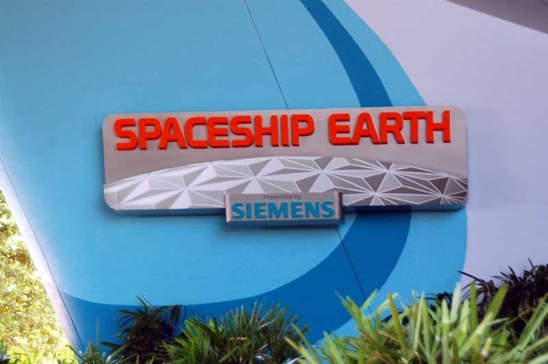 New Siemens signage