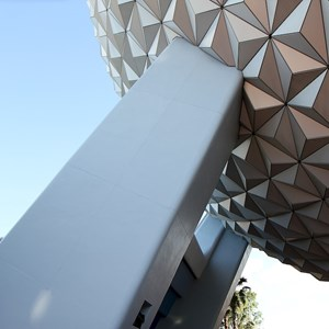 5 of 5: Spaceship Earth - Leave a Legacy design removed from supports