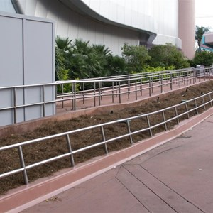 2 of 3: Spaceship Earth - Exterior refurbishment