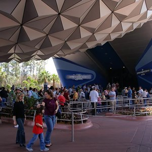 4 of 4: Spaceship Earth - Reopening day