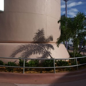 10 of 10: Spaceship Earth - New landscaping